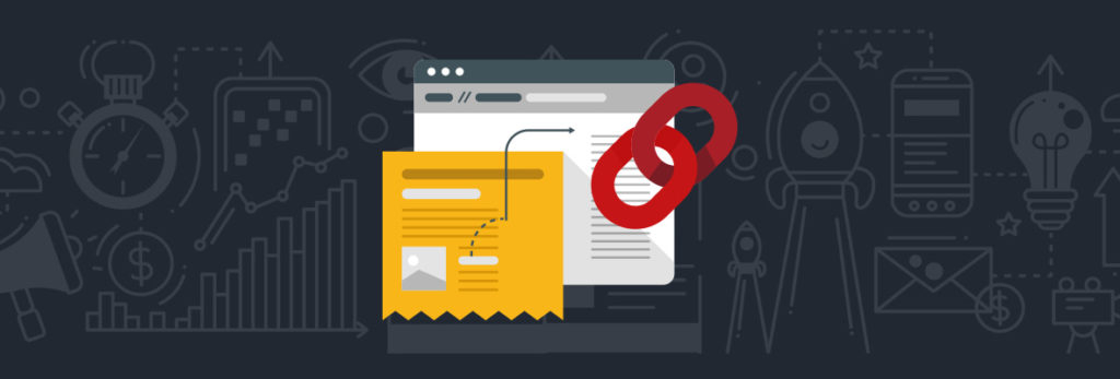 Anchored Keyword Links