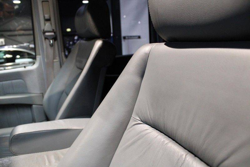 Mercedes-Benz G-Klasse 500 fabrieks 55-uitgev. Youngtimer aut. 7-zits afbeelding 16