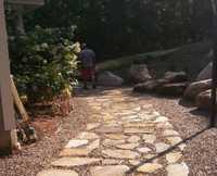 Falls River Retreat Residence catharine ann farnen landscape architecting tag
