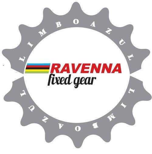 Il logo di Ravenna Fixed Gear