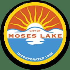 logo of City of Moses Lake