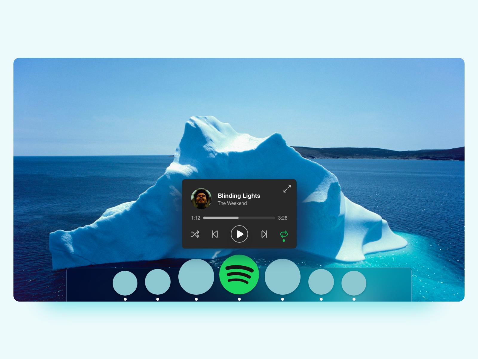 Spotify mac dark theme