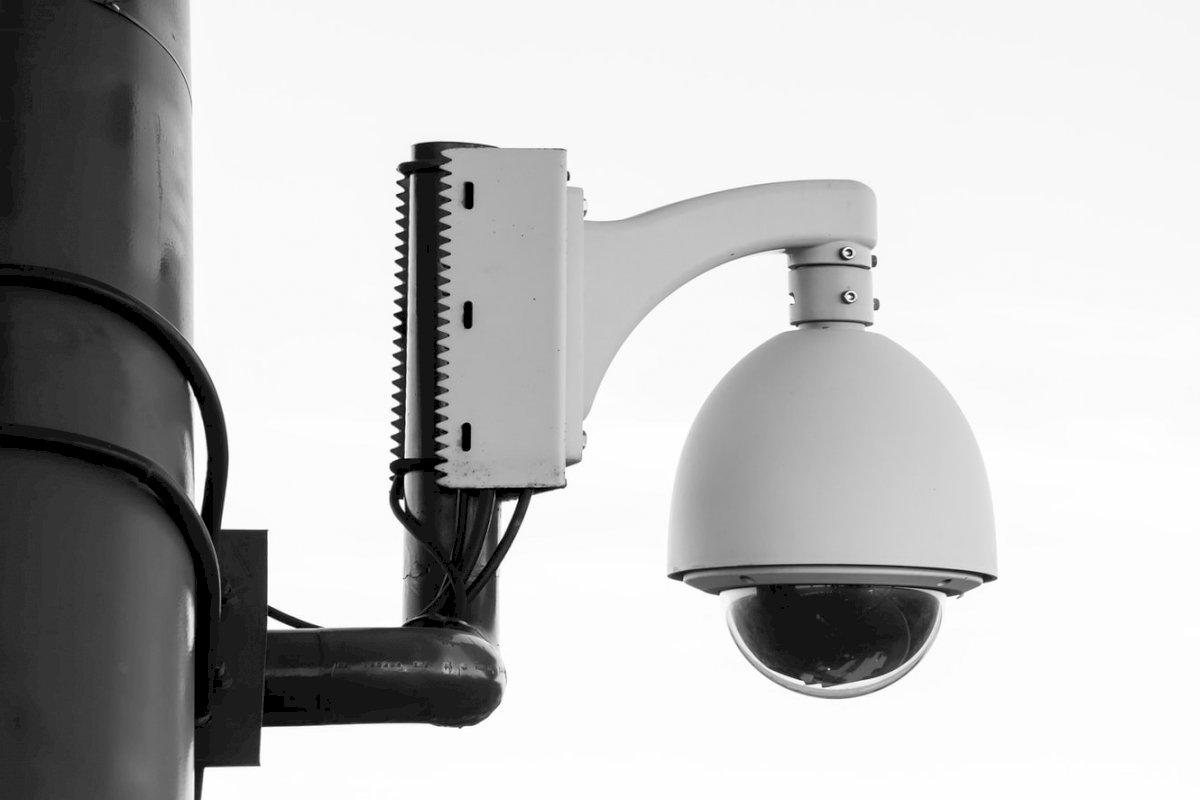 """Surveillance camera"""