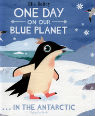 One day on our blue planet… in the Antarctic by Ella Bailey