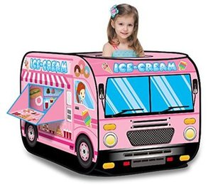 Liberty Imports Ice Cream Truck Play Tent
