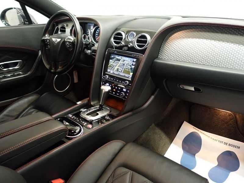 Bentley Continental GT 4.0 V8 508pk Aut- Slechts 22dkm! Design Styling afbeelding 10