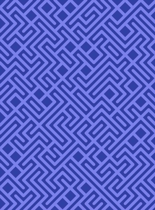 10 print maze example