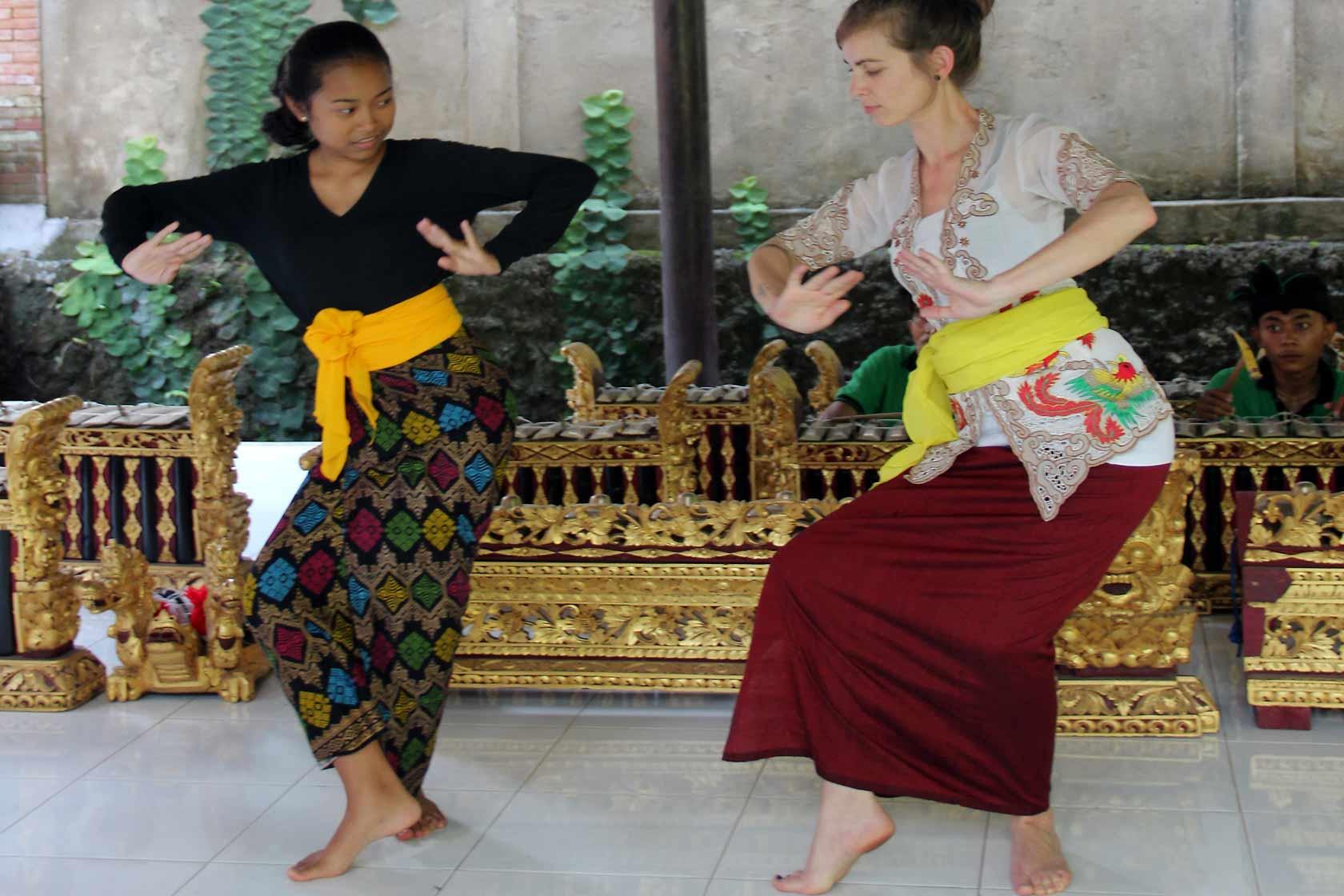 Balinese Dance class