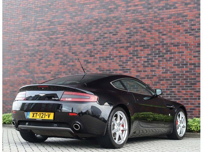 Aston Martin V8 Vantage 4.3 V8 *Handgeschakeld*Cruise Control*Youngtimer!* afbeelding 7