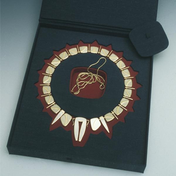 Presentation Box for Custom Necklace