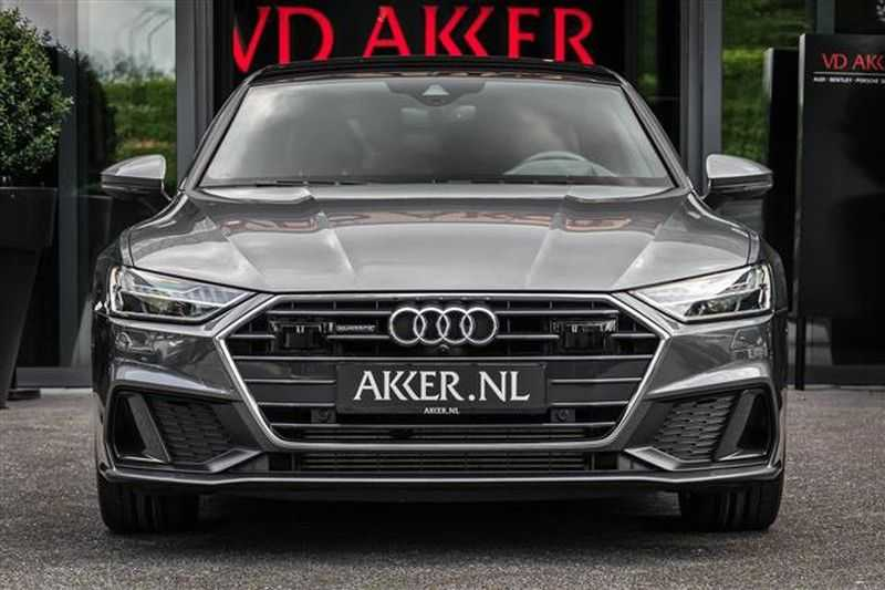 Audi A7 50 TDI ABT S-LINE+LUCHTVERING+3D CAMERA afbeelding 10