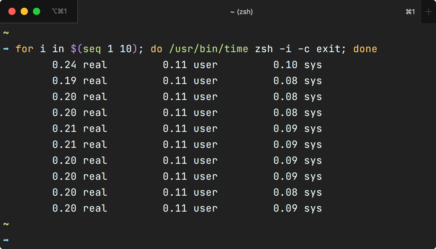Lazy-load nvm to Reduce ZSH's Startup Time