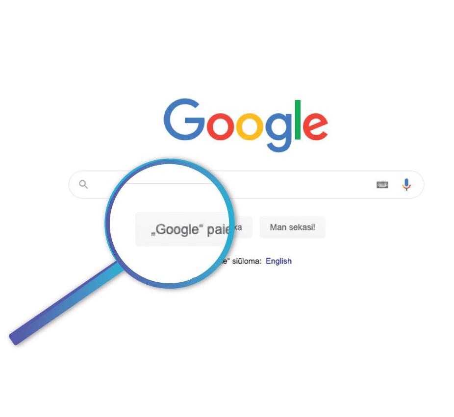 Google paieška