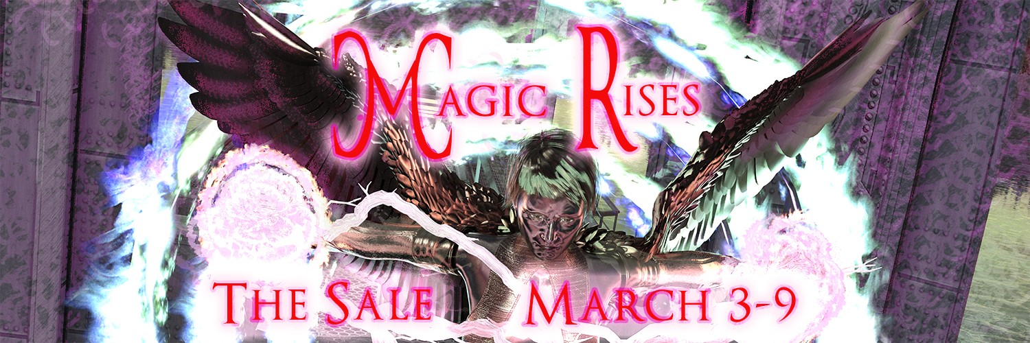 Magic Rises Fantasy Book Sale