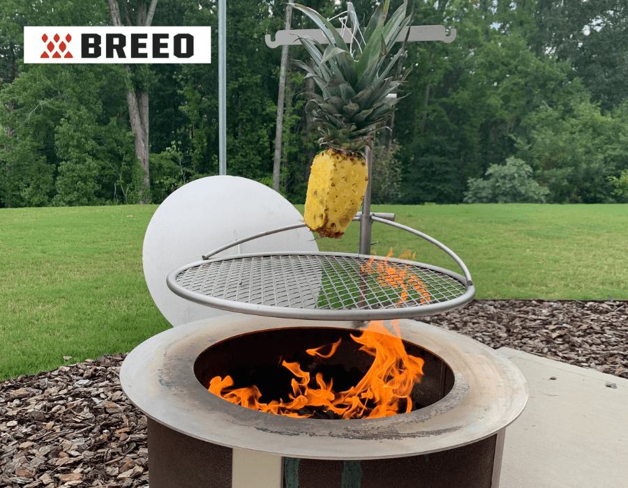 Best Fire Pit Cooking Grates - Breeo Home Fire