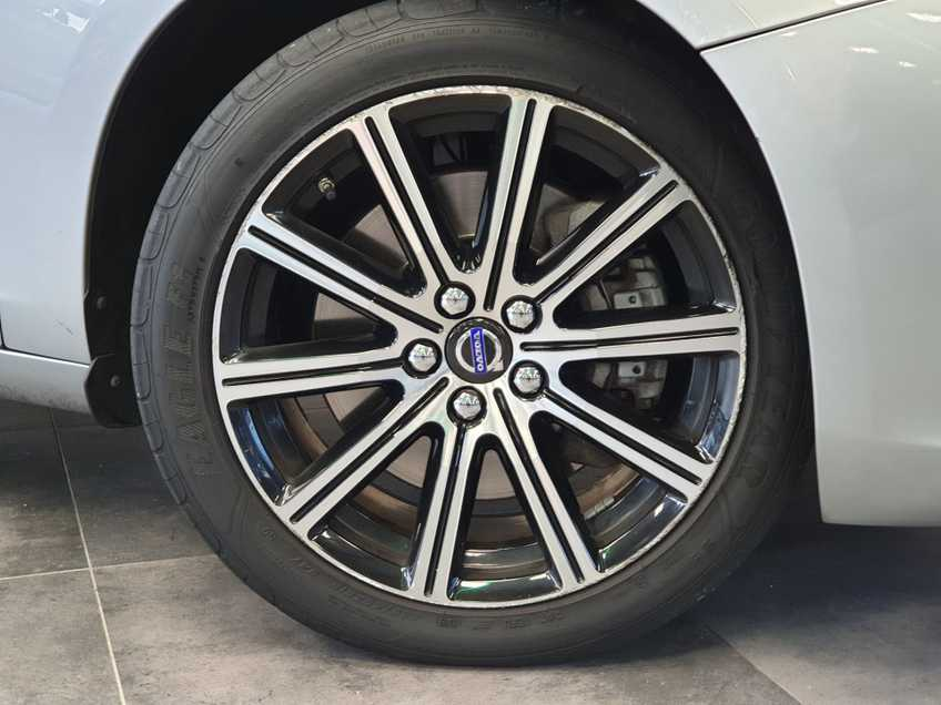 "Volvo V60 2.4 D6 Twin Engine Summum EX BTW Blis Xenon Opendak Navi AD Cruise 18""LM afbeelding 19"
