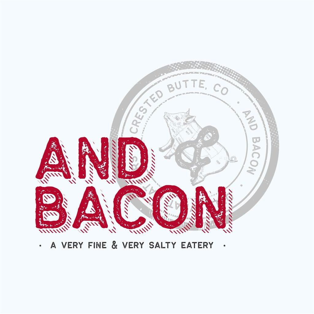 And Bacon Wordmark
