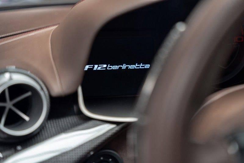 Ferrari F12 Carbon Seats Atelier 6.3 Berlinetta HELE afbeelding 25