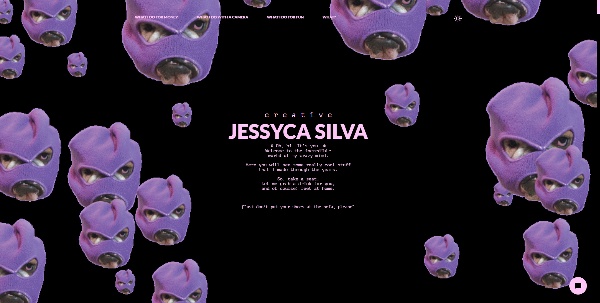 jessyca homepage