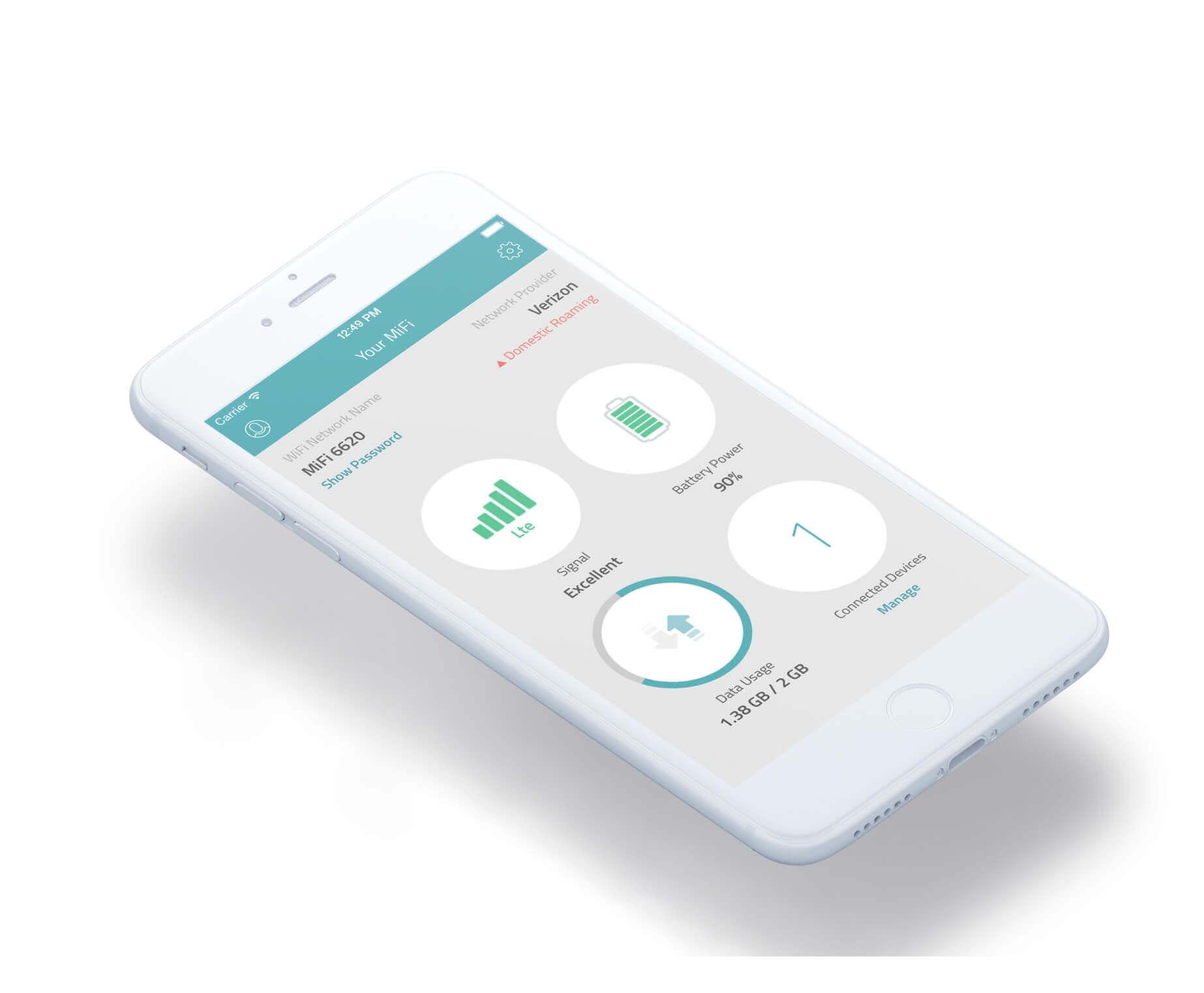 MiFi Mobile Platform