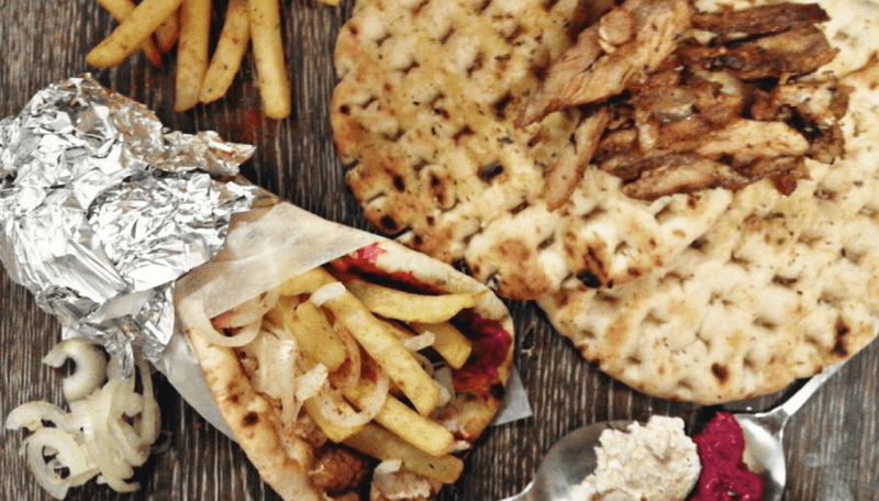 Best Examples Of Greek Street Food