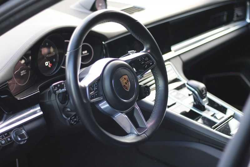 Porsche Panamera 4.0 Turbo Zeer compleet! afbeelding 8