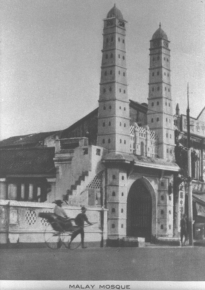 Jamae Mosque, 1930