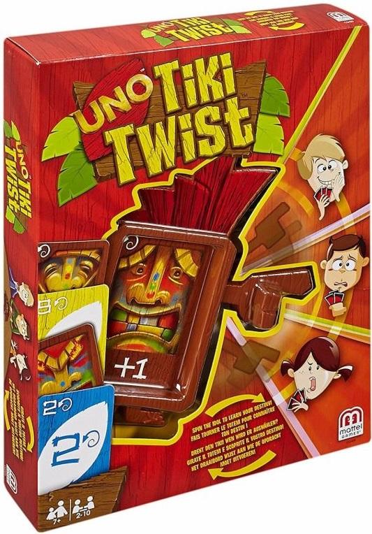 Uno Tiki Twist