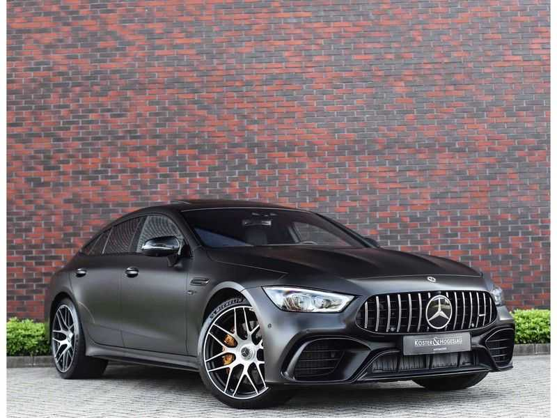 Mercedes-Benz AMG GT 4-Door Coupe 63 S 4MATIC+ *Dynamic Plus*widescreen*Head-up* afbeelding 1