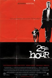 cover 25th Hour