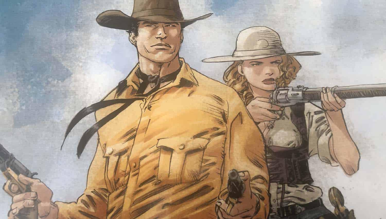 Tex Graphic Novel #2: Tex Frontera - O Ultimato Wall