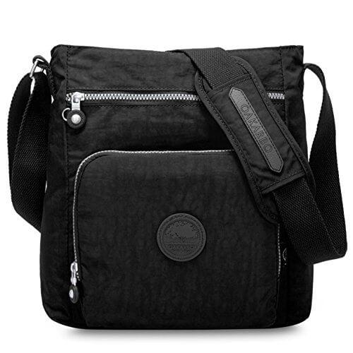 Oakarbo Crossbody Purse Travel Shoulder Bag