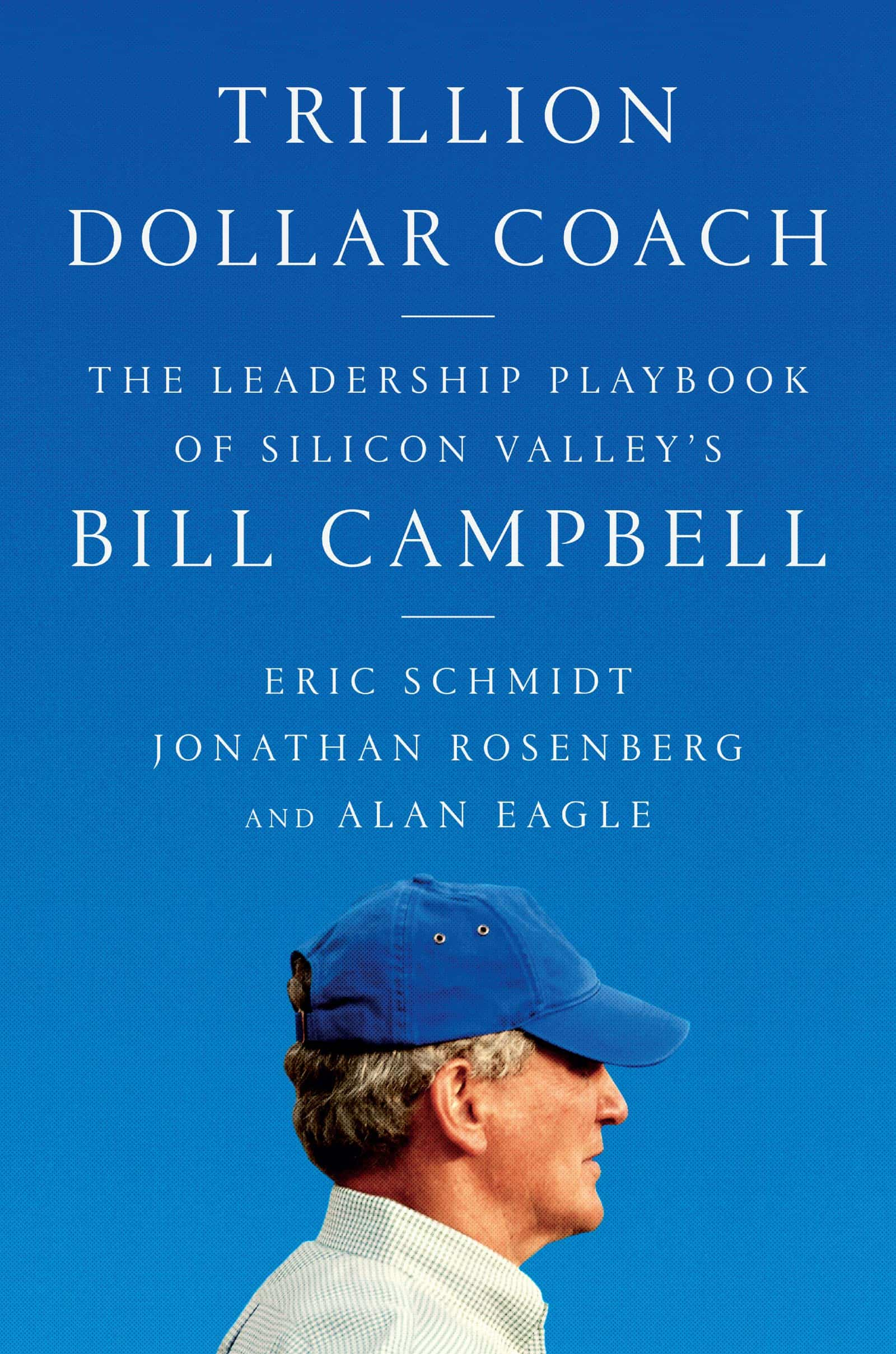The cover of Trillion Dollar Coach
