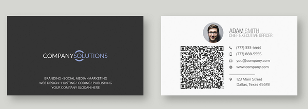 How to Make your Business Card Better with QR Codes - Covve