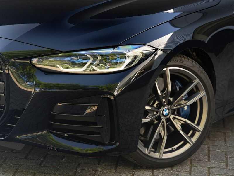 BMW 4 Serie Coupé M440i xDrive - High Executive - Dak - ACC - Harman Kardon afbeelding 7