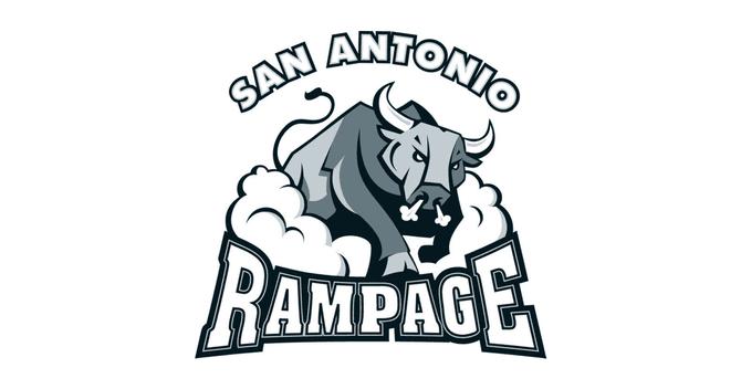 San Antonio Rampage logo