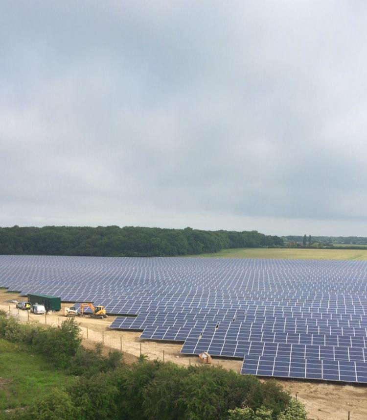 Clapham Solar Farm
