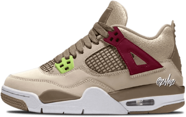 Nike Air Jordan 4 GC