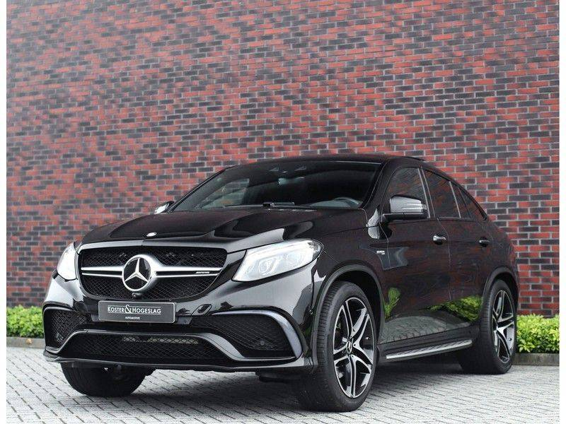 Mercedes-Benz GLE Coupé 43 AMG 4-Matic B&O*TV*Leder*Standkachel*Airmatic*VOL!* afbeelding 8