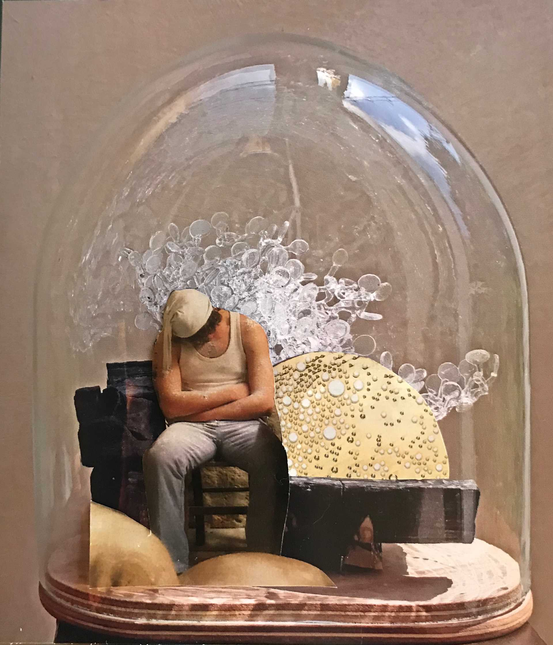 Boulanger dans sa bulle