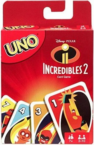 Incredibles 2 Uno