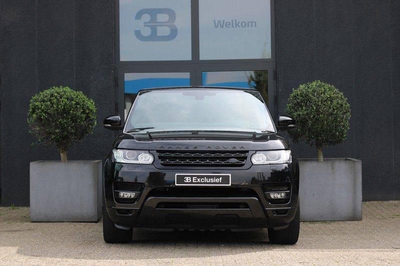 Land Rover Range Rover Sport 3.0 SDV6 HSE Dynamic Pano, Black pack afbeelding 3