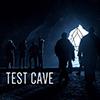 EOS Test Cave logo