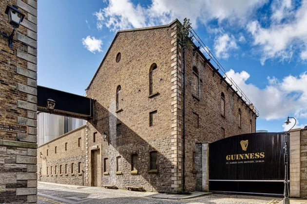 Chauffeur Me Tour Location - Guinness Storehouse