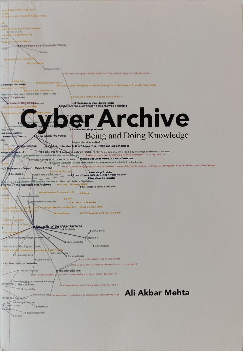 Cyber ~ Cyber Archive: Being and Doing Knowledge