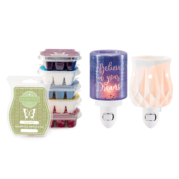 Perfect Scentsy - $26 Warmers