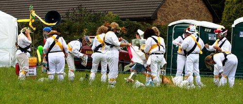 Morris Dancers 0153
