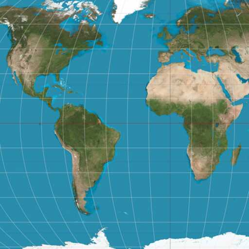 GIS Projections App