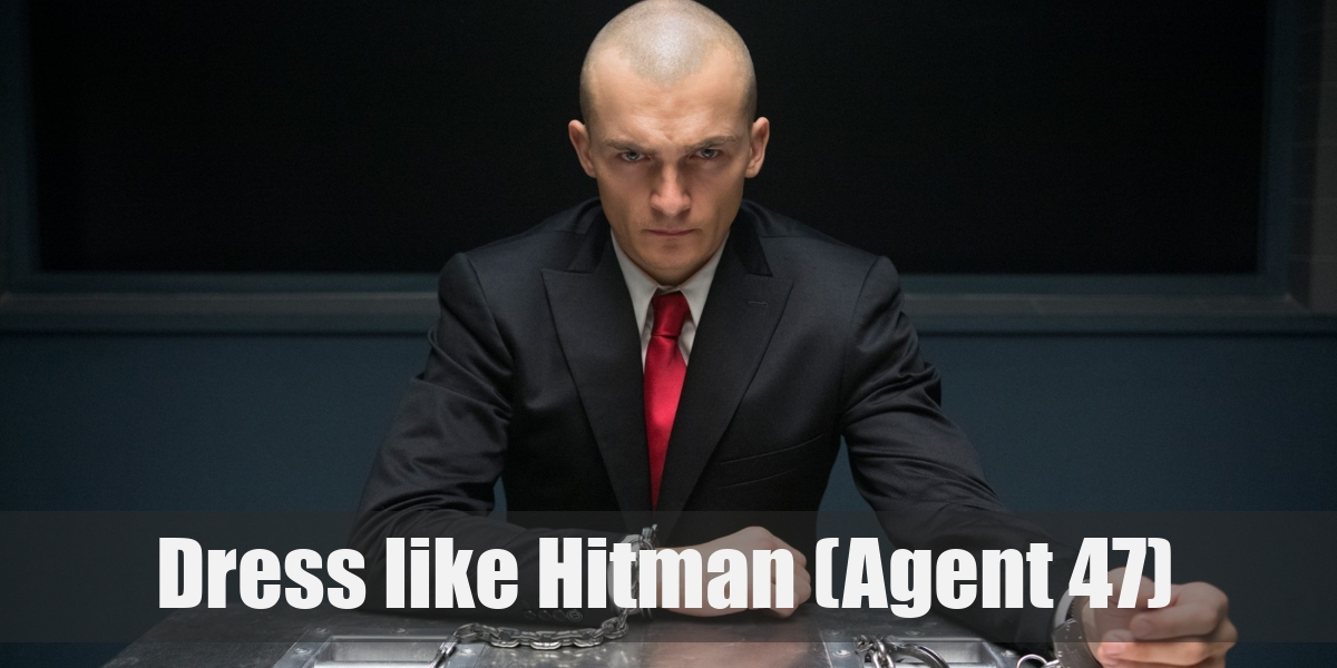 Costume Guide to Agent 47s Assassin Style from Hitman Game