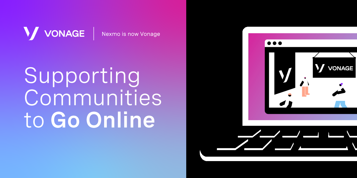 Supporting Communities to Go Online